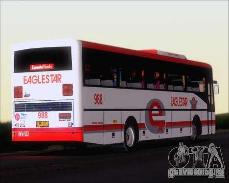Nissan Diesel UD Santarosa EAGLESTAR 998 для GTA San Andreas вид снизу