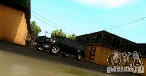 GTA 5 FIB Granger для GTA San Andreas