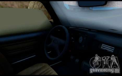 ВАЗ 2105 БК для GTA San Andreas