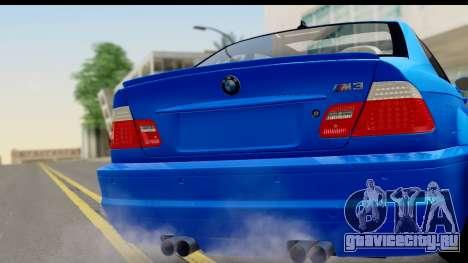 BMW M3 Stance для GTA San Andreas