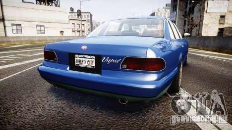 Vapid Stanier Civilian для GTA 4