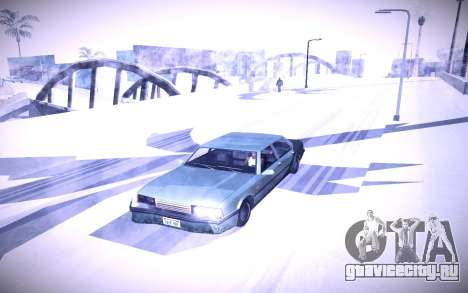 Sunny 2 ENBSeries для GTA San Andreas четвёртый скриншот