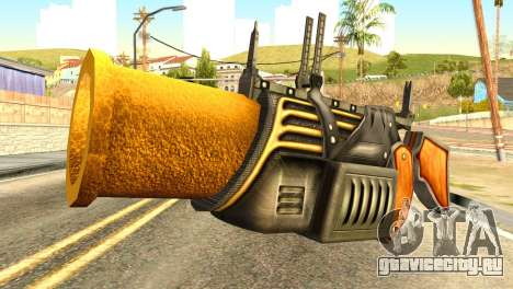 Grenade Launcher from Redneck Kentucky для GTA San Andreas