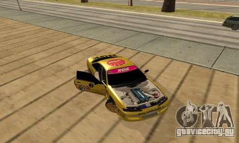Nissan Silvia S14 NGK для GTA San Andreas
