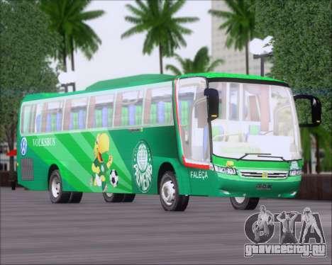 Busscar Vissta Buss LO Palmeiras для GTA San Andreas