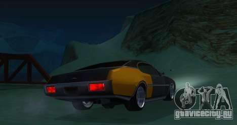 Clover JDM для GTA San Andreas вид сзади слева