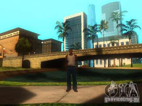 ENB by Dream v.03 для GTA San Andreas второй скриншот