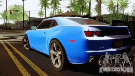 Chevrolet Camaro SS для GTA San Andreas