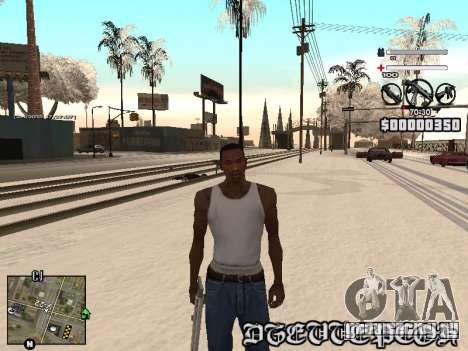 C-HUD Laden для GTA San Andreas