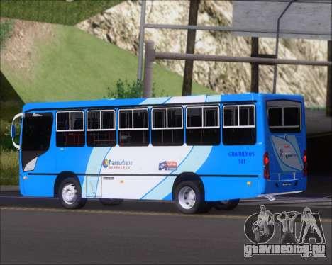 Caio Foz Super I 2006 Transurbane Guarulhoz 541 для GTA San Andreas вид сзади