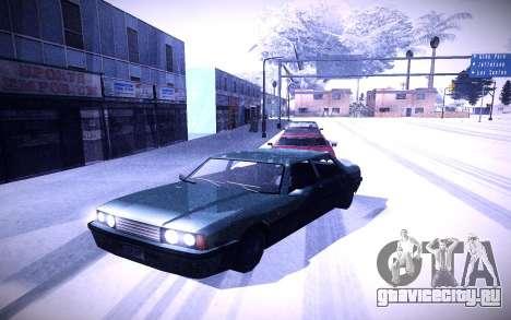 Sunny 2 ENBSeries для GTA San Andreas третий скриншот