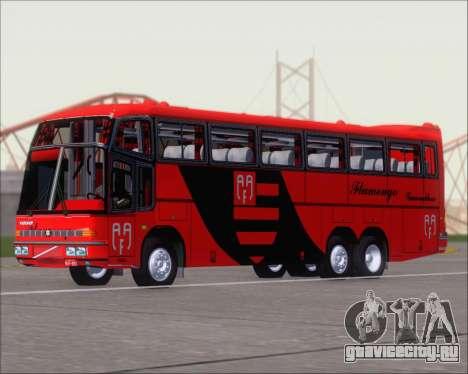 Marcopolo Paradiso G4 Flamengo Guarulhos для GTA San Andreas вид слева