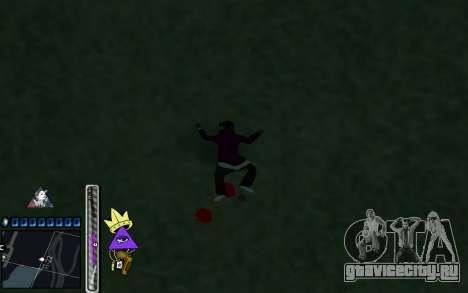 C-HUD Lite SWAG для GTA San Andreas