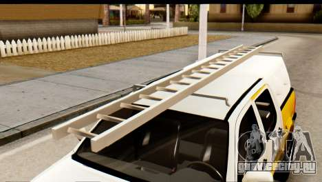 Toyota Hilux Meraclo Utility 2010 для GTA San Andreas