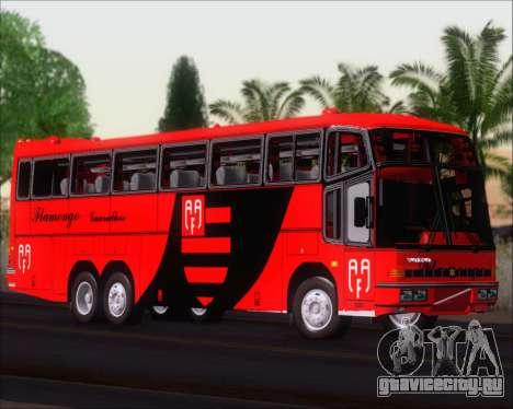 Marcopolo Paradiso G4 Flamengo Guarulhos для GTA San Andreas