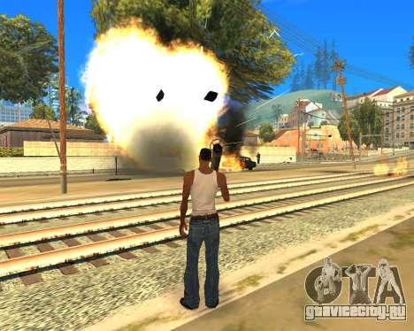 Effect Mod 2014 By Sombo для GTA San Andreas