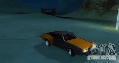 Clover JDM для GTA San Andreas