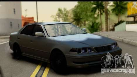 Toyota Mark 2 Stock для GTA San Andreas