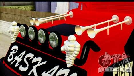 Volvo FH16 Hal Kamyonu для GTA San Andreas