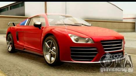 GTA 5 Obey 9F Coupe SA Mobile для GTA San Andreas