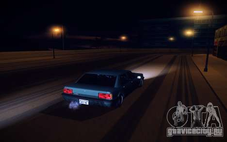 Sunny 2 ENBSeries для GTA San Andreas второй скриншот