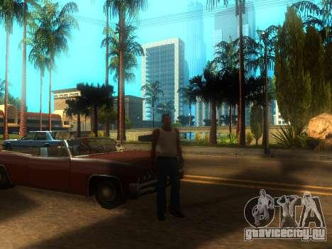 ENB by Dream v.03 для GTA San Andreas третий скриншот