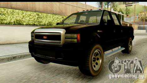 GTA 5 Vapid Sadler для GTA San Andreas