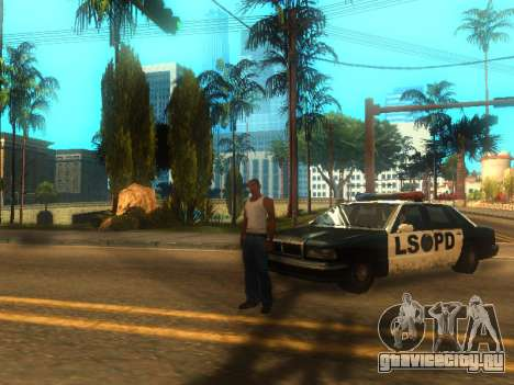 ENB by Dream v.03 для GTA San Andreas четвёртый скриншот