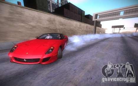 ENB infinity Beta Edition для GTA San Andreas седьмой скриншот