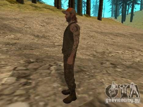 Cletus Ewing из GTA V для GTA San Andreas