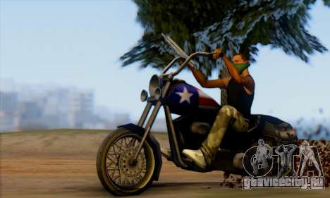 Freeway from GTA Vice City для GTA San Andreas
