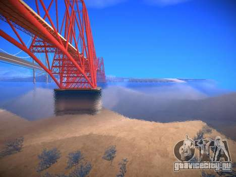 ENB infinity Beta Edition для GTA San Andreas второй скриншот