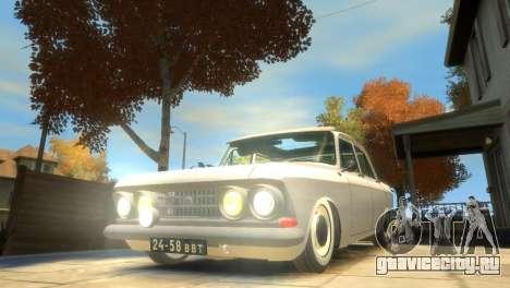 Москвич 412 для GTA 4 салон