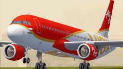 Airbus A320-200 Indonesia AirAsia WOW Livery