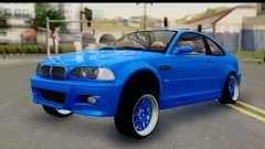 BMW M3 Stance