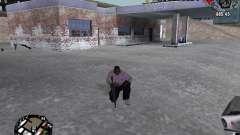 C-Hud OLD для GTA San Andreas