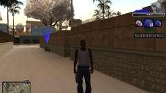 C-HUD Russia для GTA San Andreas