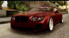 Bentley Continental VIP Stance Style