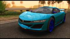 Dinka Jester Racecar (GTA V) (SA Mobile)