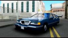Elegant Station Wagon для GTA San Andreas