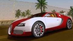 Bugatti Veyron Grand Sport Sang Bleu 2008 для GTA San Andreas