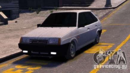Lada 2109 для GTA 4