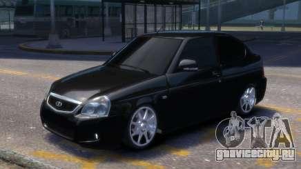 ВАЗ 2172 R17 для GTA 4