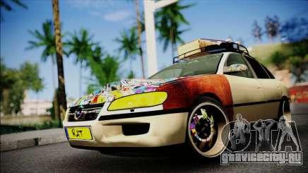 Opel Omega RAT для GTA San Andreas
