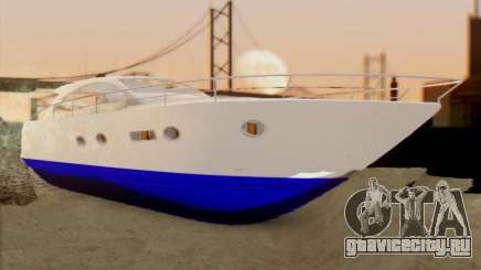 Speed Yacht для GTA San Andreas