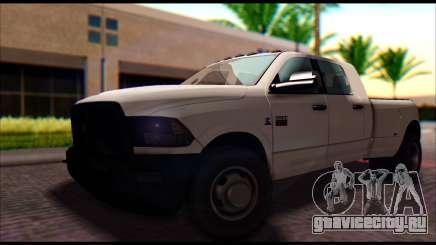 Dodge Ram 3500 Heavy Duty для GTA San Andreas