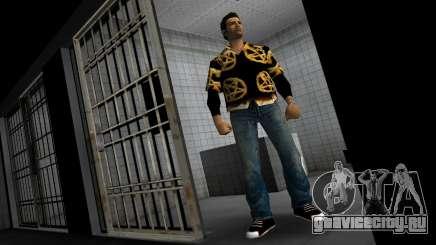 Pentagram Shirt для GTA Vice City