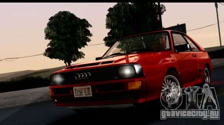 Audi Sport Quattro B2 (Typ 85Q) 1983 [IVF] для GTA San Andreas
