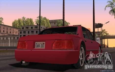 ENB for Tweak PC для GTA San Andreas третий скриншот