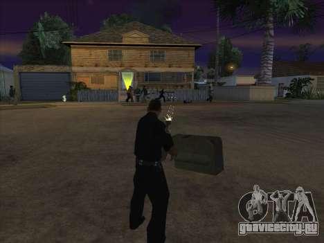 КОРД для GTA San Andreas восьмой скриншот